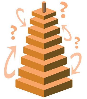 Obrázek Hanojská věž