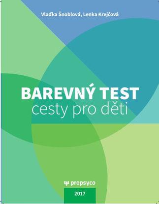 Obrázek Barevný test cesty pro děti